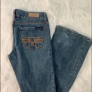 7 For All Mankind Size 28 Womens Boot Cut Jeans